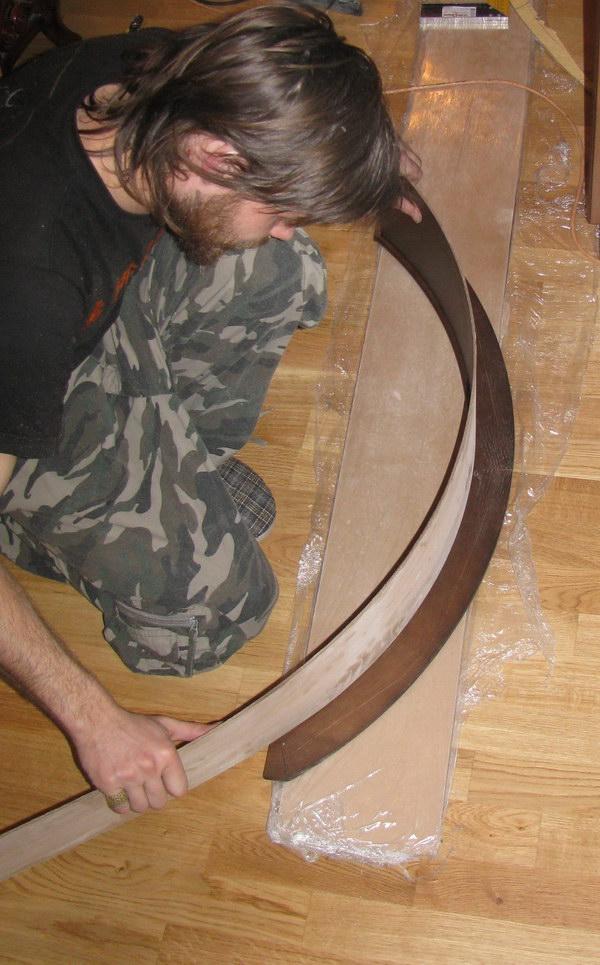 установка арок