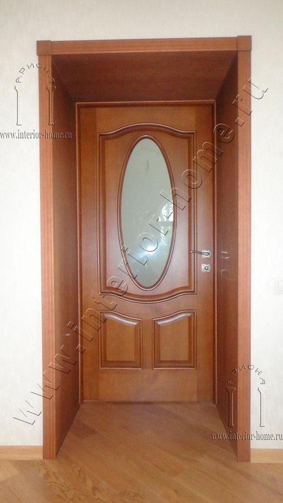 межкомнатные арки для входных дверей портал в нишу на